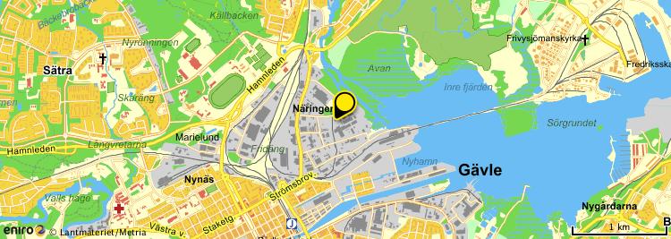 Covara Industri och Skadeservice Gävle (asbestsanering)