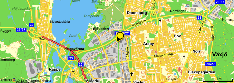 OCAB Växjö (asbestsanering)
